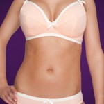 Lorna Drew Adjustable Nursing Bra in Cotton Rose