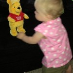 Dancing Pooh by Tomy