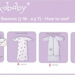 Puckababy 4 Seasons Sleeping Bag & Newborn Bag