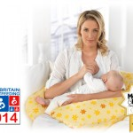 Win One of Two Original Theraline Maternity & Nursing Pillows