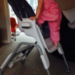 OXO Tot Seedling High Chair, Graphite (First Impressions)