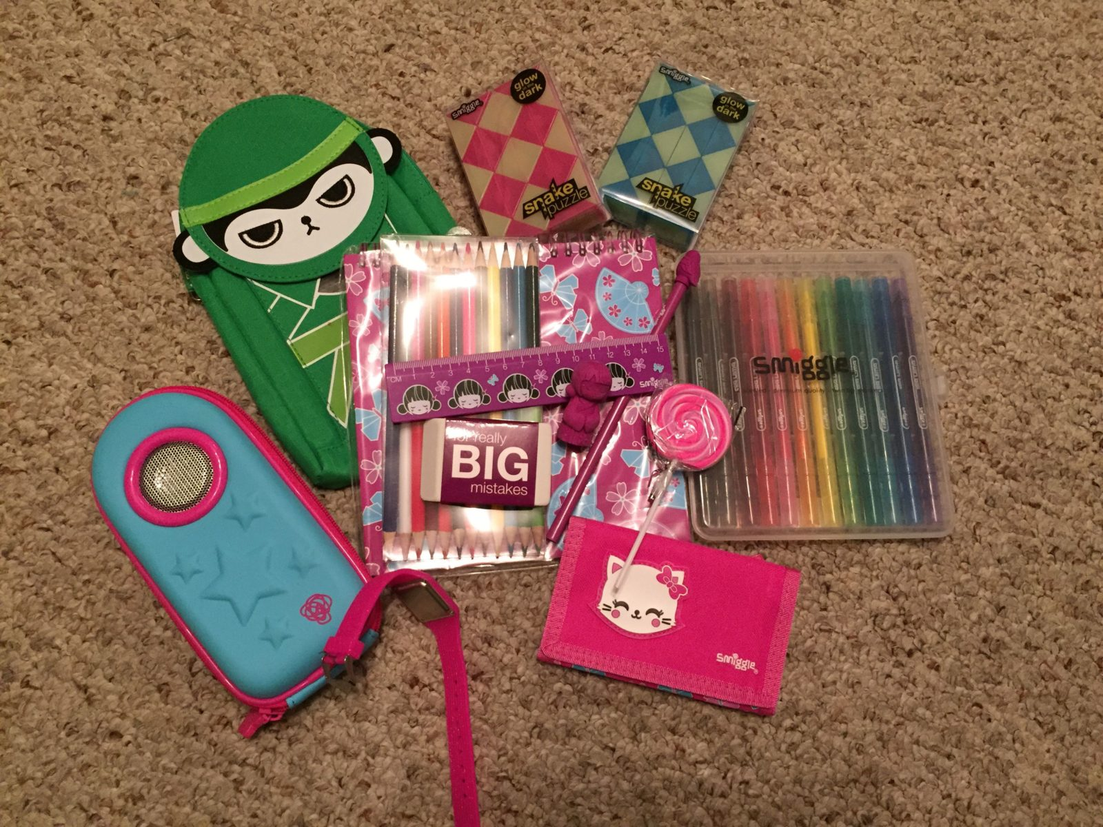 Smiggle The Perfect Stationary Stocking Fillers What