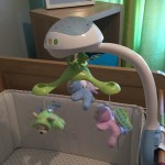 Fisher-Price Butterfly Dreams three-in-one projector