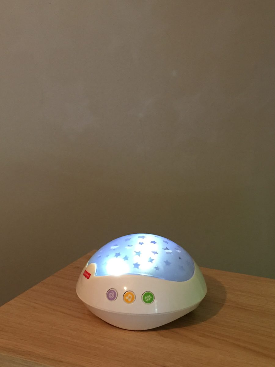 fisher price mobile projector manual