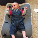 Simply Good Baby Recliner