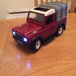 Review: TOMY Britains Big Farm Land Rover Discovery