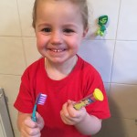 Win an Inside Out Aquafresh Brushtime Kit
