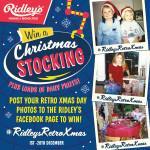 Ridley's Retro Xmas Giveaway – take a trip down memory lane