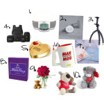 10 Valentine's Day gift ideas to suit all budgets