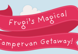 Win a Campervan Getaway to Cornwall with Frugi