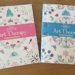 Parragon Book Buddies – Disney Art Therapy