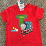 Thomas & Friends babywear collection review