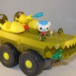 Octonauts Remote Cotrol Gup-K: Review