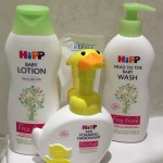 HIPP Organic Baby Care Range: Review