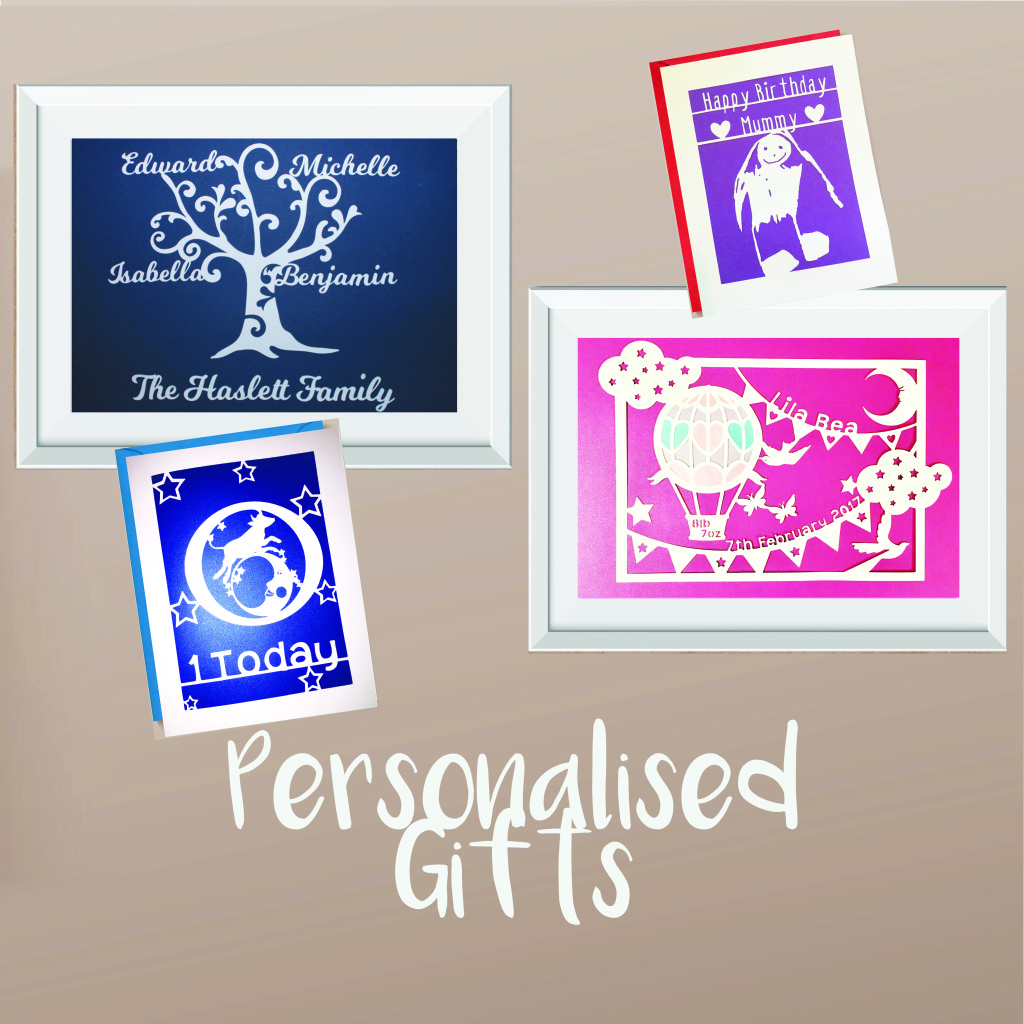 Personalised Gifts 2