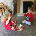 Tea Set on a Tray: Bigjigs Review