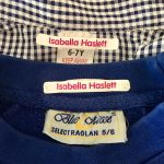 Bright Star Kids Labels