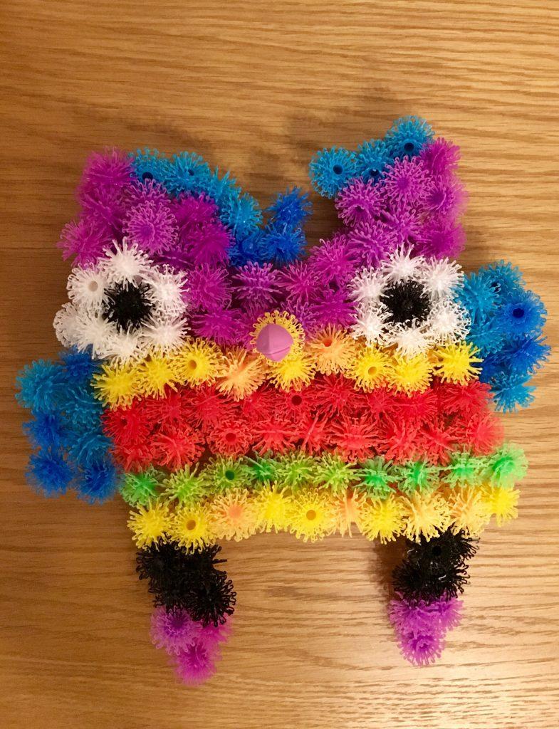 Bunchems Owl
