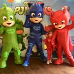 Our Morning with PJ Masks