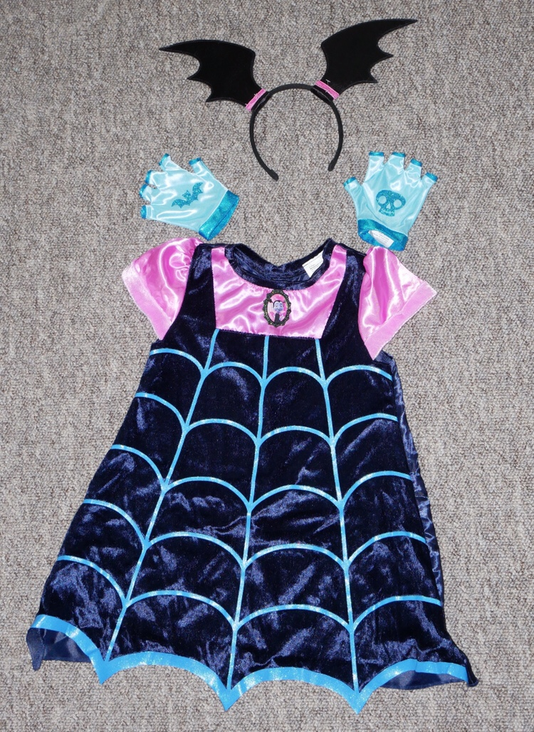 Disney's Vampirina Boo-tiful Dress