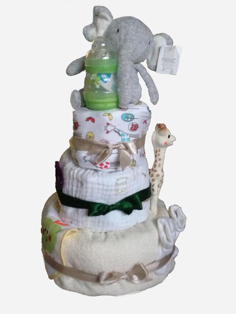 Nappy cake 3