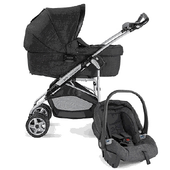 Mamas & Papas Ultima 9 in 1 with MPX Chassis – City Scape