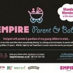 Parent and Baby Cinema