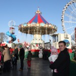 Take your little one to Winter Wonderland