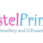 Pastel Print Silver Fingerprint Jewellery