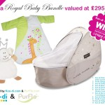 Win an amazing Koo-di and Purflo Royal Baby Bundle worth £295!