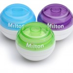 Win a Milton Mini Soother Steriliser and pack of Milton Wipes
