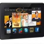 "Kindle Fire HDX 7"" Tablet"