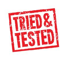 Tried and Testes