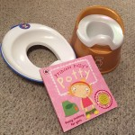 Getting Ready To Potty Train