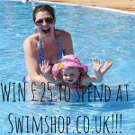 WIN £25 to spend online at Swimshop