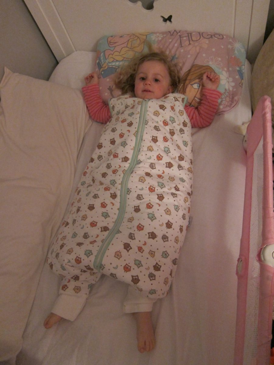 new arrival 4293c 0a423 Slumbersac Baby Sleeping Bags with Feet - What Mummy Thinks