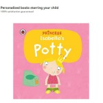 Princess Isabella's Potty Book