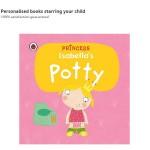 Princess Isabella's Potty Book