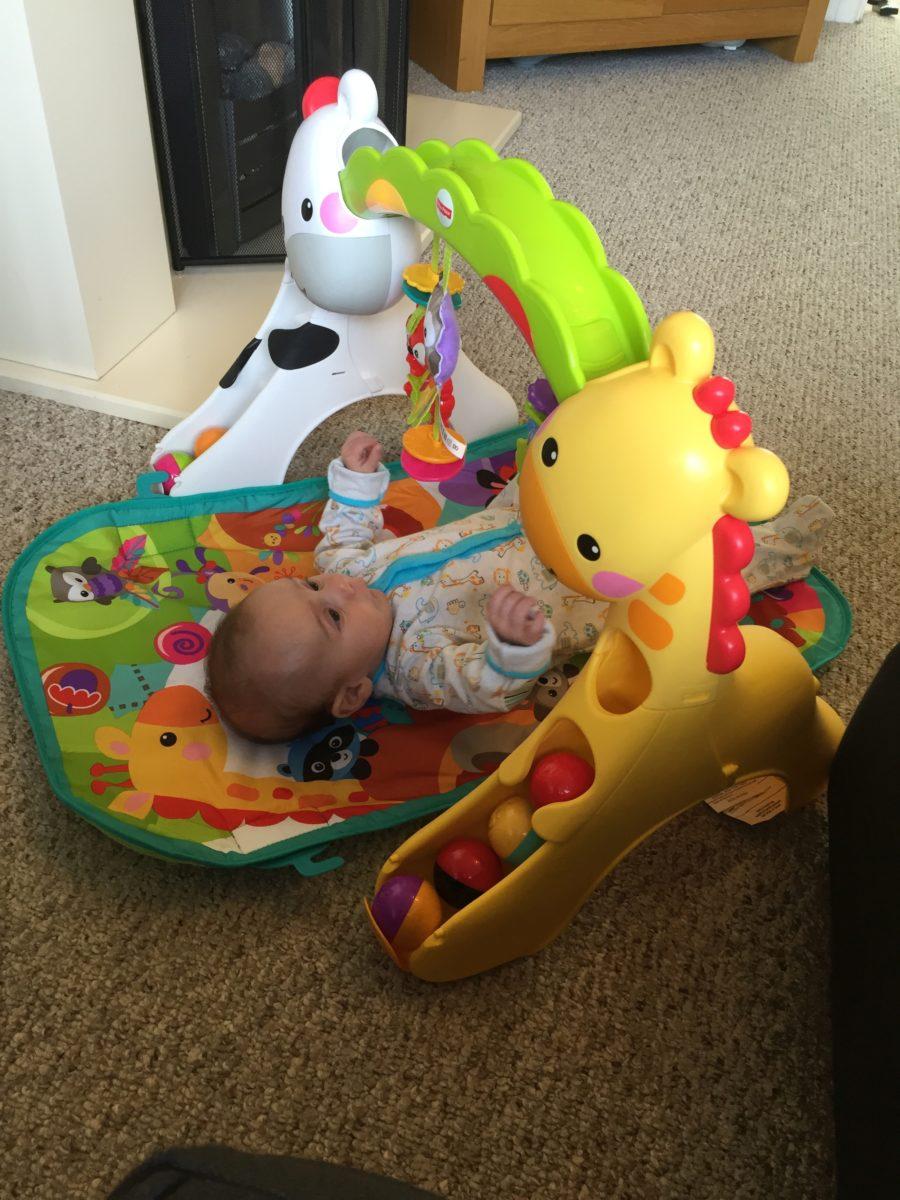 Baby Play Mat Fisher Price Newborn To Toddler Play Gym