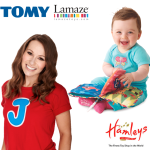 WIN the chance to attend the Lamaze Storyteller event at Hamleys  with TOMY Toys!