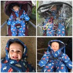Frugi Family – autumn/winter collection Billie Pram Suit