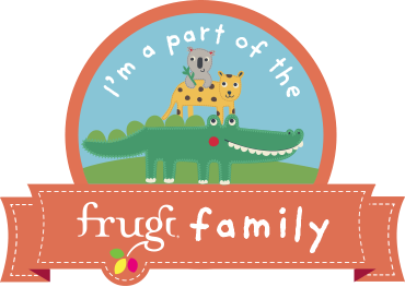 I'm a part of the Frugi Family
