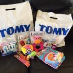 WIN – TOMY goody bag