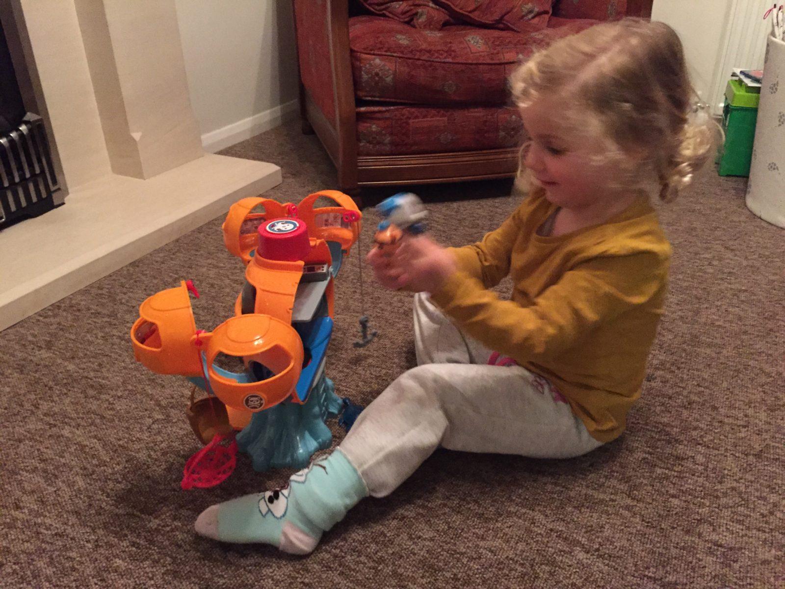 Review: Fisher Price Octonauts Octopod Playset - What Mummy Thinks