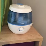 Review: Vicks SweetDreams Cool Mist Humidifier with Image Projection
