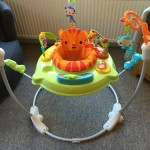Fisher-Price Roarin' Rainforest Jumperoo: Review