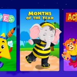 Kidlo Land Nursery Rhymes App: Review and Giveaway