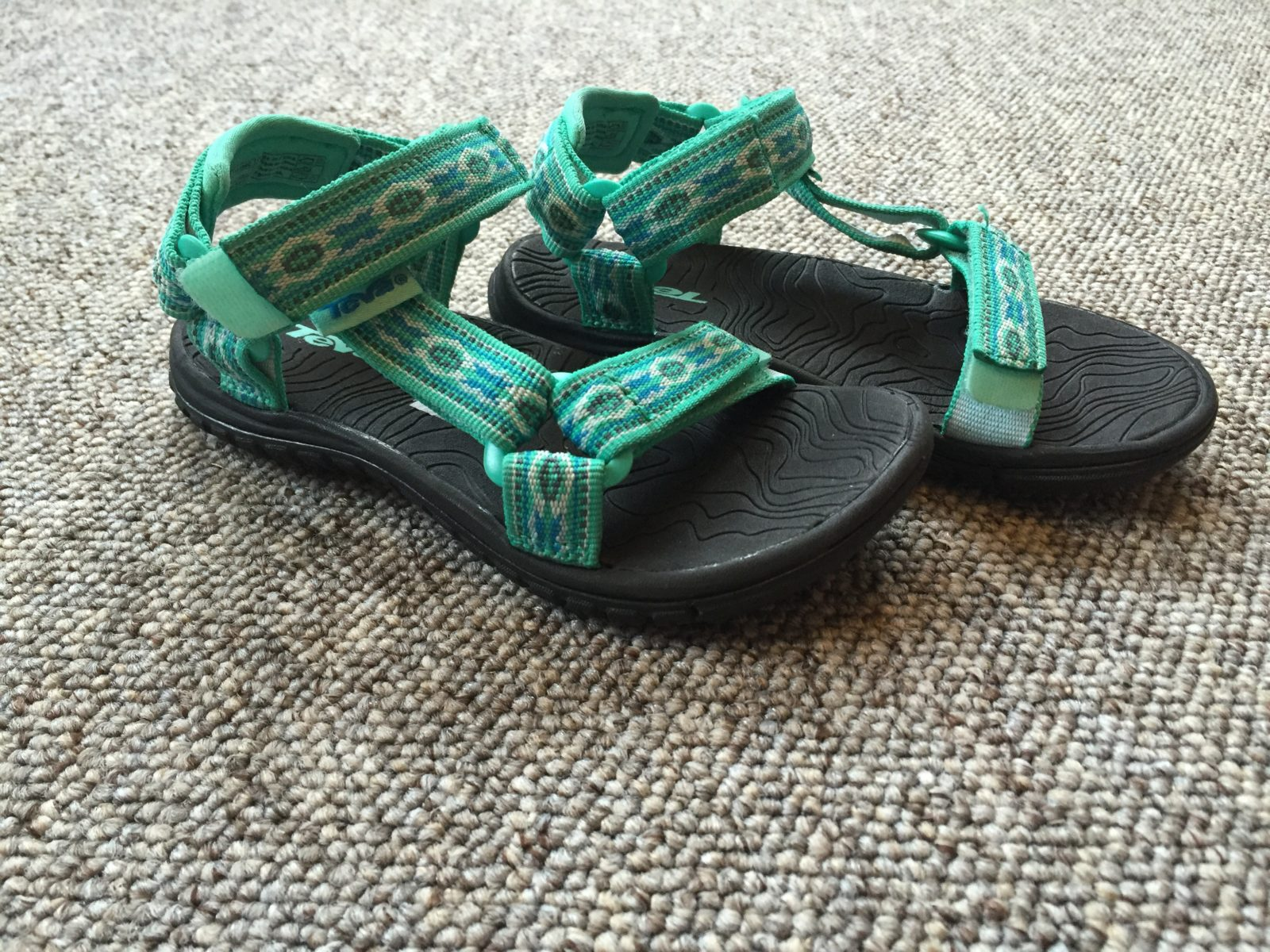 8eabe09fe ... Teva Hurricane Hiking Sandals to the test  however