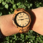 JORD Wooden Watches: Review and contest!