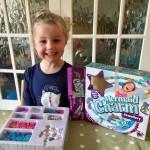 Mermaid Charm Jewellery Craft Box: Review